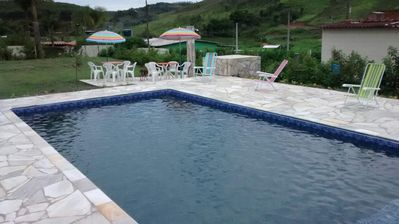 Photo for site in santa isabel with a soccer field, swimming pool and leisure area