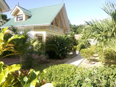 Photo for VILLA PAYANKE (Chalets Anse Reunion) - 2 to 4 people - close to the beach