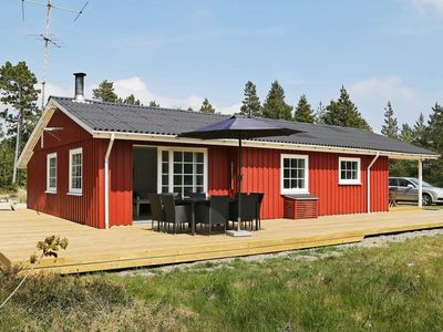 Photo for Vintage Holiday Home in Rømø With Swing and Sandpit Outdoor