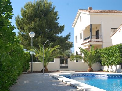 Photo for Modern Three Bedroom Family Apartment nr Fishing Village of L'Ampolla
