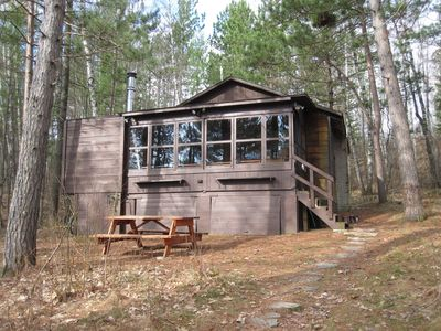 Photo for The King's Cottage ~ A Very Quiet Northwoods Retreat