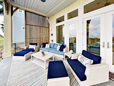 Photo for Grand Waterfront Retreat in the Reserve at St. Charles Bay - Boardwalk & Pool