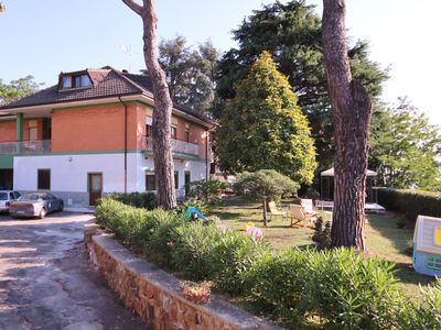 Photo for An ideal home for families or groups of friends-Near Rome-In the Castelli Romani