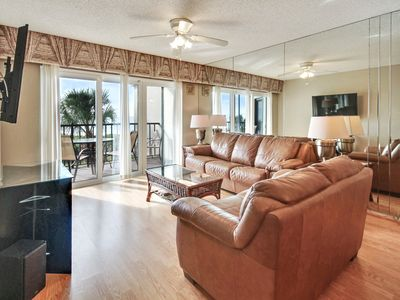 Photo for Land's End #302 building 11 - Awesome GULF views / Gated Community!
