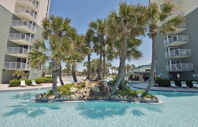 Photo for Labor Day Cancellation Gulf front 1 bedroom 1 bath sleeps 4
