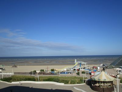 Photo for MERVEILLEUX FACING SEA 50m2 5th Floor -New State- WIFI