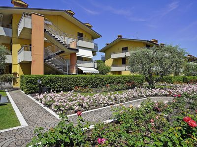 Photo for City / Village Apartment in Sirmione with 2 bedrooms sleeps 4