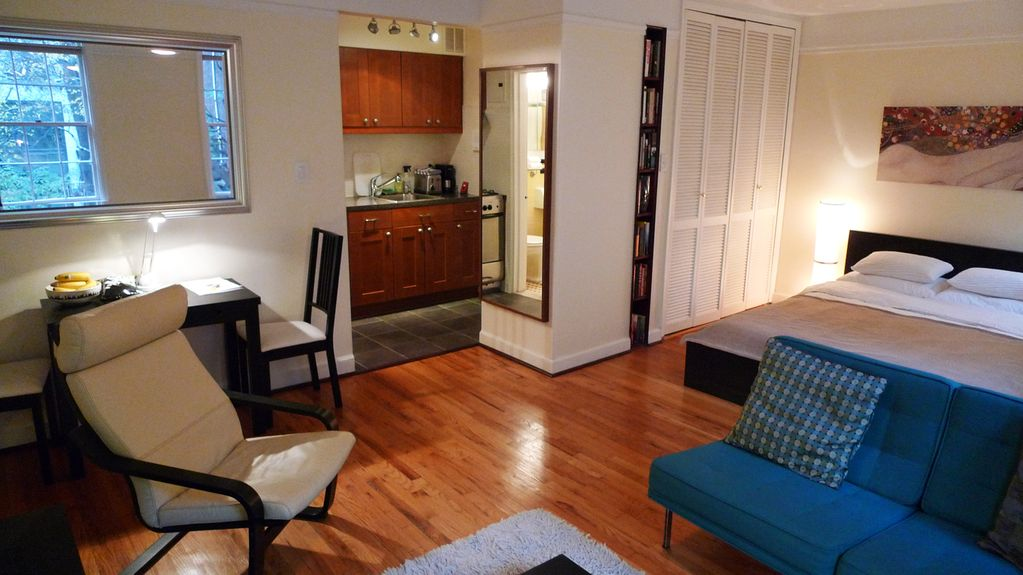 NYC CHELSEA ART DISTRICT Perfect Luxury Studio Apartment In Private Townhou