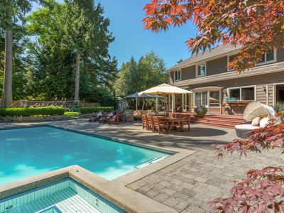 Photo for Family Friendly Home with Pool & Hot Tub