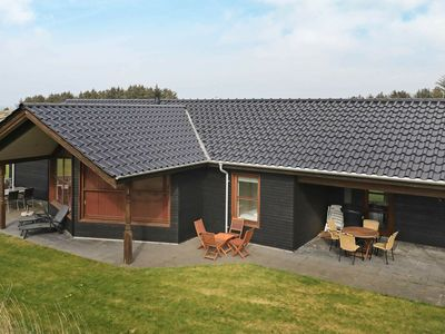 Photo for Quaint Holiday Home in Jutland with Roofed Terrace