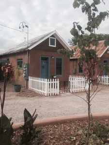Photo for Restored 19th Century Adobe Casita, The Silversmiths House
