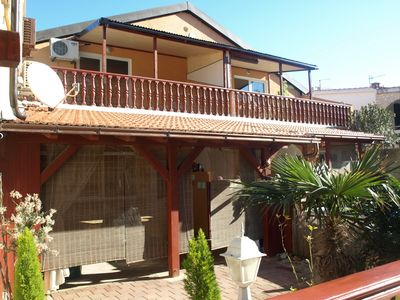 Photo for Apartments Betty (25551-A1) - Vir - island Vir