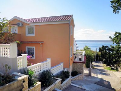 Photo for Apartment Haus Andelina (SRD412) in Starigrad-Paklenica - 6 persons, 2 bedrooms