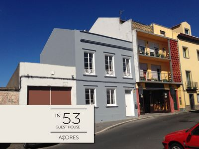Photo for In53 Guest House - 3 Double Rooms in Ponta Delgada