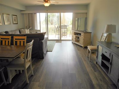 Photo for 3 D Mariners Walk - Very Nice renovated Ocean view condo with pool access.