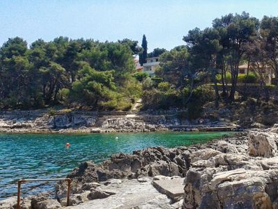 Photo for Apartment in Jelsa (Hvar), capacity 2+2