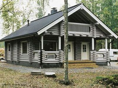 Photo for Vacation home Koivuranta in Hankasalmi - 6 persons, 1 bedrooms