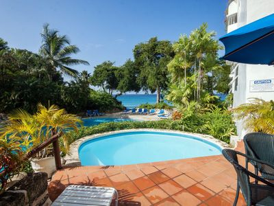 Photo for Hibiscus at Merlin Bay - a 3 bedroom villa with private plunge pool overlooking the beach.