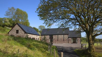 Photo for Brecon Beacons Barn - Three Bedroom House, Sleeps 6