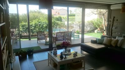 Photo for Beautiful bright and equipped apartment located within a golf course