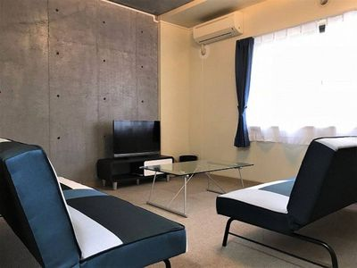 Photo for 103 8 minutes walk from Kita 18 sta.Design apartment!