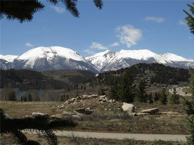 Photo for Chateau Acadian 101: 4 BR / 3 BA condo in Keystone, Sleeps 10