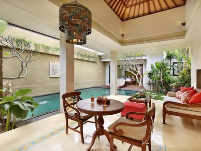 Photo for 1 Bedroom Villa with private pool, Ubud