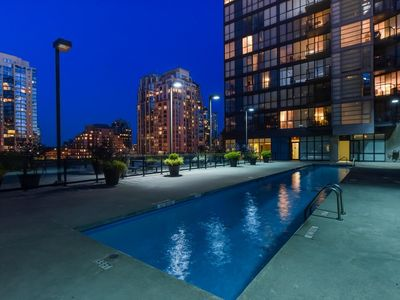 Photo for Amazing Views from City Heart Condo in Yaletown