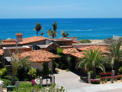 Photo for Beachfront Luxury Villa in San Jose del Cabo in the exclusive Puerto Los Cabos