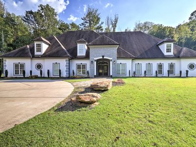 Photo for Traditional 7-Acre Atlanta Estate w/Private Pond!