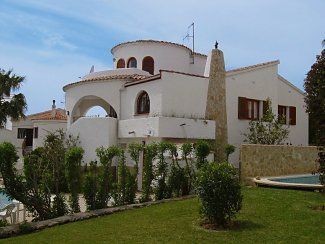 Photo for Beautiful Villa With Private Pool, Mountain And Sea Views