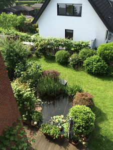 Photo for Holiday / Fair / apartment in the countryside of Dusseldorf, quiet city center +