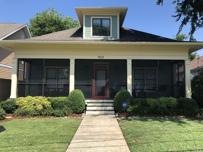 Photo for Beautiful Downtown Home with Large Southern Style Porch and Back Deck