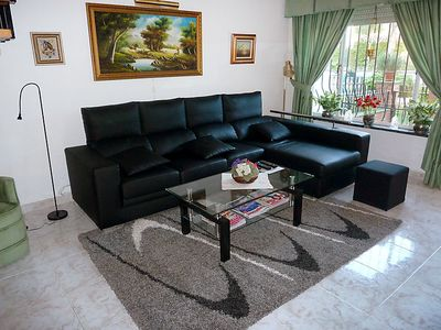 Photo for Vacation home Terramar in Benalmádena Costa - 4 persons, 2 bedrooms