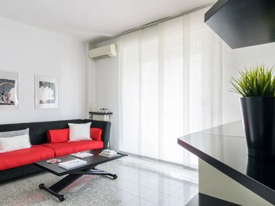 Photo for Alcuino 7 Confort Bilo - Apartment for 2 people in Milano