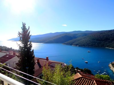 Photo for Apartment in Rabac (Labin), Agava, capacity 2 + 0