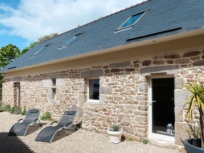 Photo for 2BR Villa Vacation Rental in Névez, Brittany