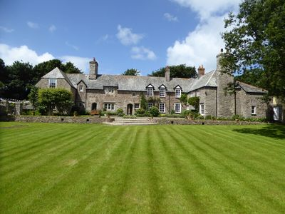 Photo for Bay Cottage, a section of Ebbingford Manor, 850 yr old manor house by beach&town