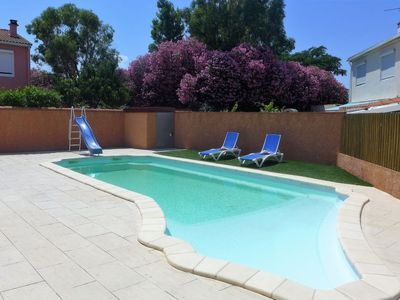 Photo for 3BR Villa Vacation Rental in Canet-en-Roussillon