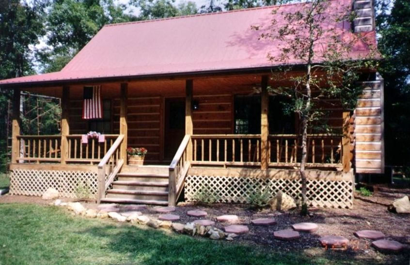 Piney creek cabins near fall creek falls state park for Piney shores resort cabine