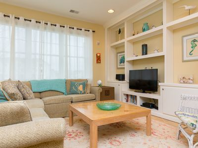 Photo for Beautiful Bottom Floor Condo 2 Mile from Rehoboth Beach & Amazing Amenities!
