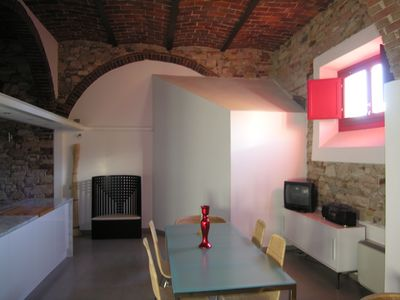 Photo for Mansion - Castagneto carducciApartment in Farmhouse