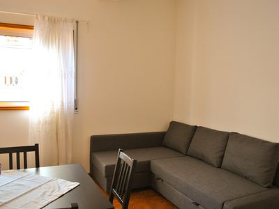 Photo for Bright apartment 50 meters from the beach