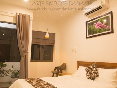 Photo for A superior cozy onebedroom serviced apartment with a big open space