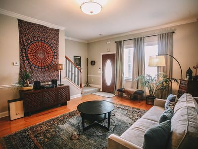 Photo for Spacious + Homey Nashville Hangout | Perfect for groups & close to downtown!