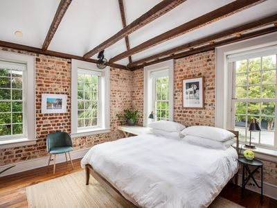 Photo for The Architect's Dream- 2 bed/2.5 bath 1815 Historic Home Fully Renovated!