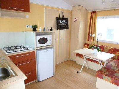 Photo for Camping Le Moulin du Roch - Mobile Home Riviera 3 Rooms 3/4 People