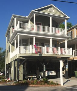 BEAUTIFUL 5 bedroom 3.5 bath in OCEAN LAKES FAMILY CAMPGROUND!