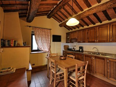 Photo for 2 bedroom Apartment, sleeps 4 in Corgna with Pool and WiFi
