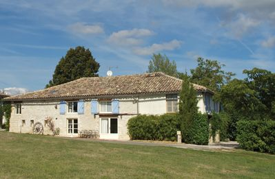 Photo for Spacious, Stone Barn with Large Pool and Terrace in Peaceful, Rural Location.